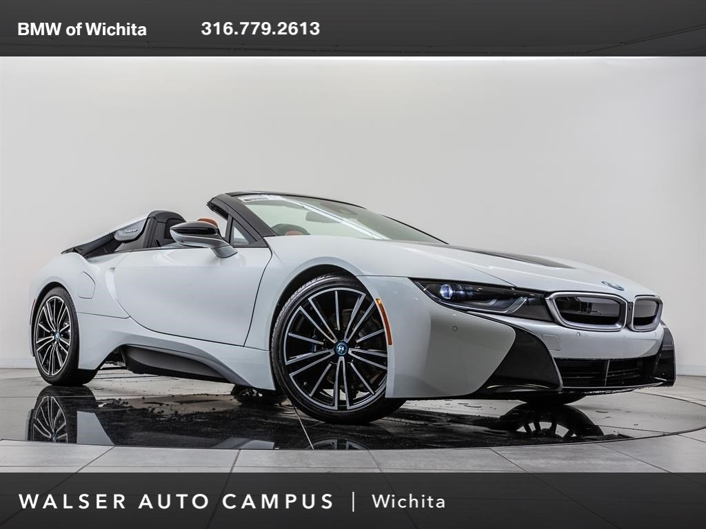 New 2019 BMW i8 I8 ROADSTER With Navigation & AWD