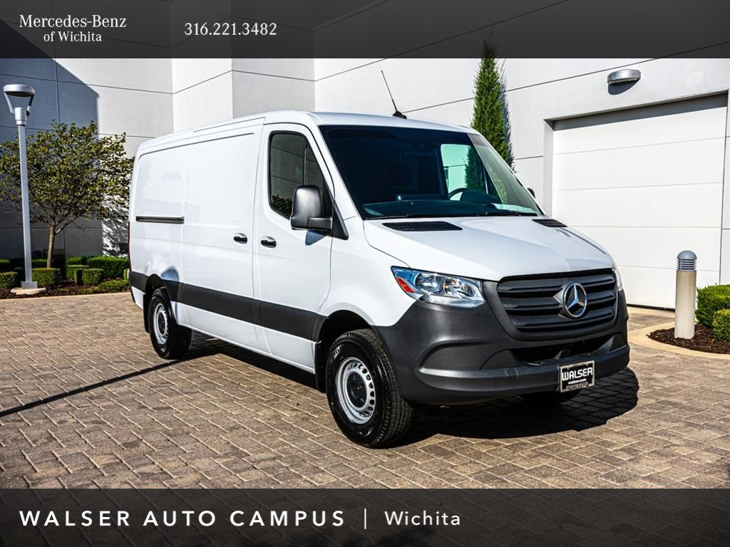 2019 Mercedes-Benz Sprinter 1500 Standard Roof I4 144 RWD