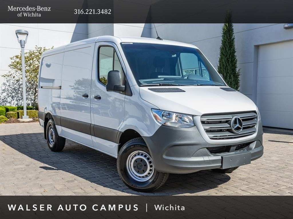 2019 Mercedes-Benz Sprinter 2500  Standard Roof V6 144