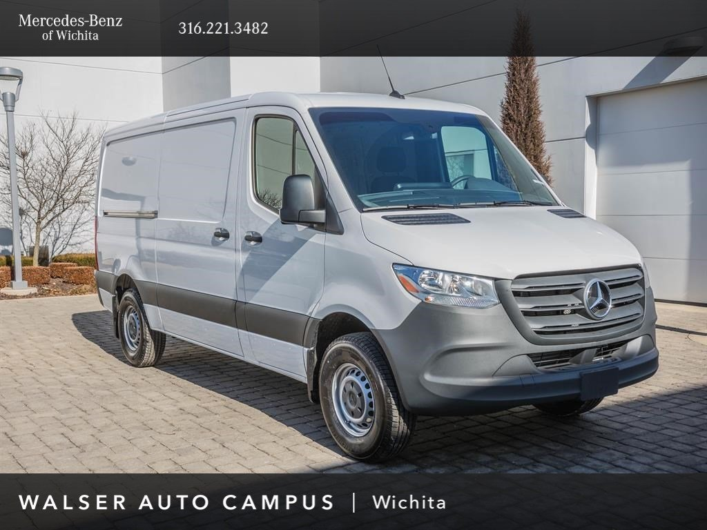 2019 Mercedes-Benz Sprinter 2500 Standard Roof I4 144 RWD