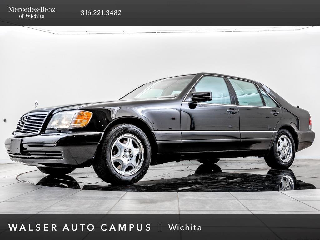 Pre Owned 1999 Mercedes Benz S Class Bose Moonroof Cruise Control Fuel Filter On M2 Low Miles 4dr Car In Wichita 57aa954t Walser Auto Campus