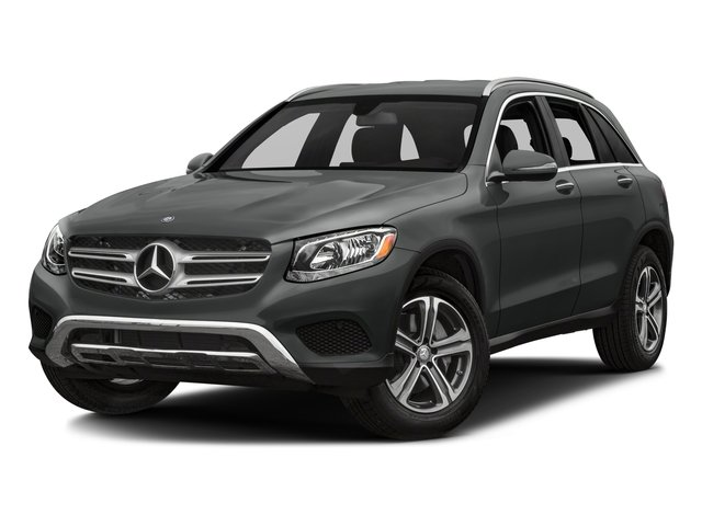 EX-CVP 2018 Mercedes-Benz GLC GLC 300 4MATIC Panorama Roof, Rearview Camera AWD