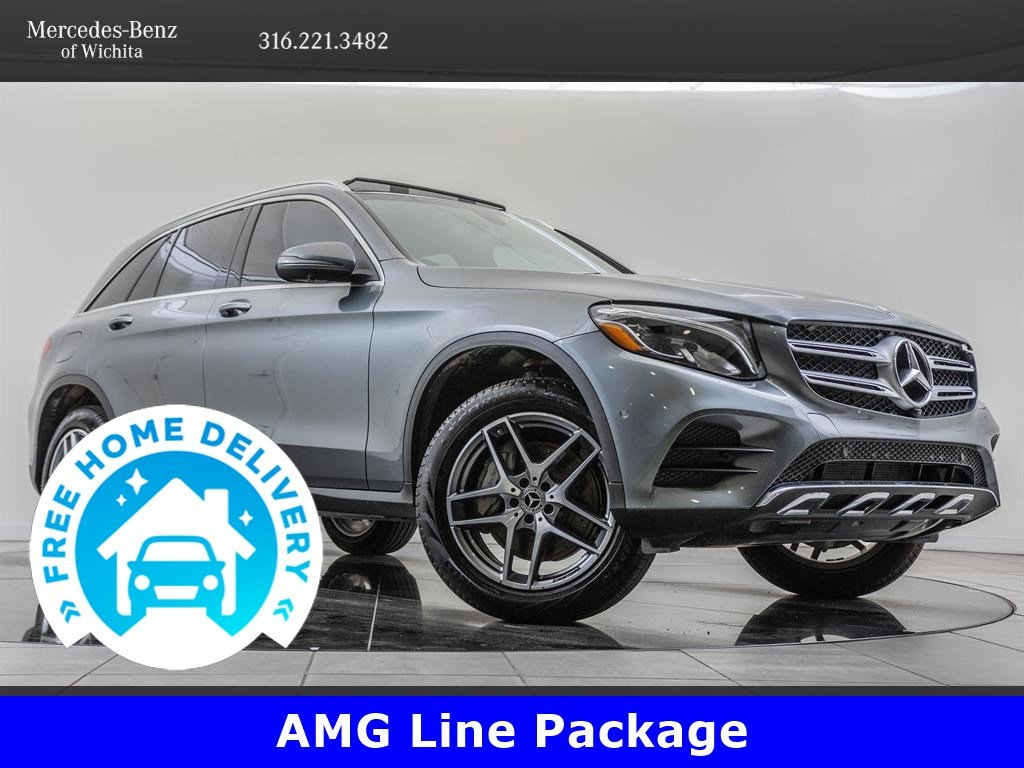 Pre-Owned 2019 Mercedes-Benz GLC GLC 300 4MATIC, AMG® Sport, Premium Package
