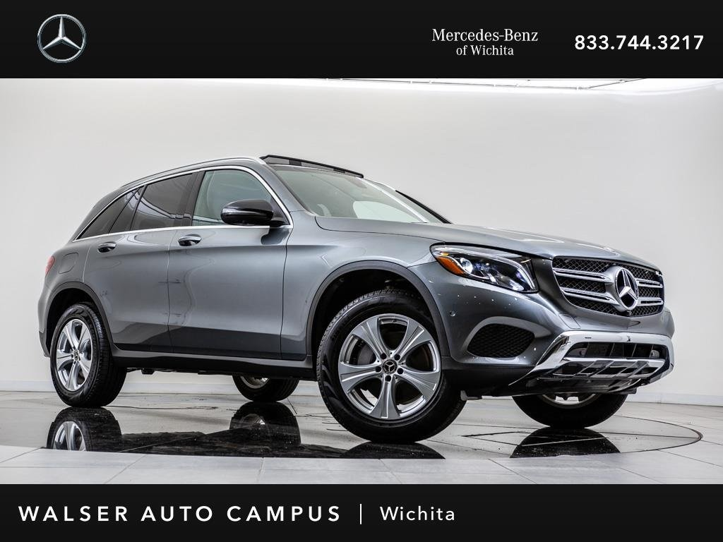 EX-CVP 2018 Mercedes-Benz GLC GLC 300 4MATIC Certified Pre-Owned, Navigation AWD
