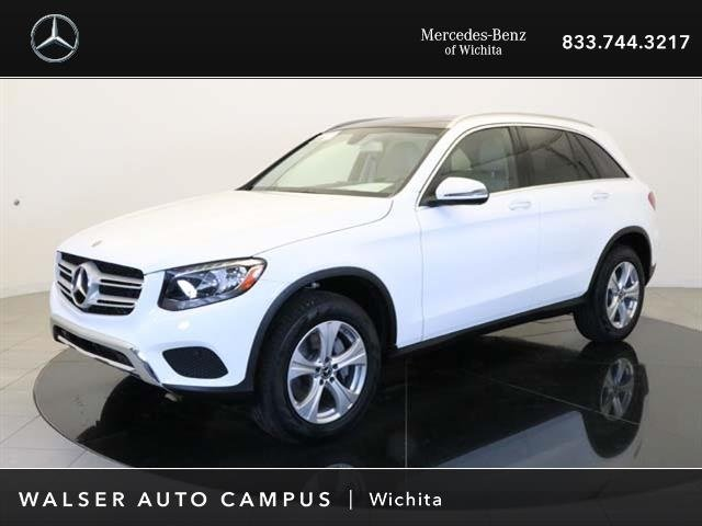 New 2018 Mercedes-Benz GLC GLC 300 AWD 4MATIC®