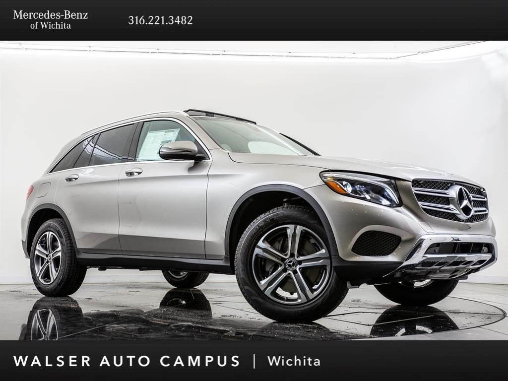 New 2019 Mercedes-Benz GLC GLC 300 AWD 4MATIC®