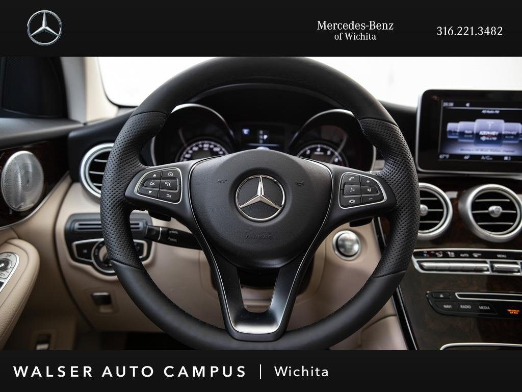 Pre Owned 2018 Mercedes Benz Glc 300 4matic Sport Utility In 2002 C240 I Connect Indicatorbraketail Lampswiring Wichita 57aa623n Walser Auto Campus