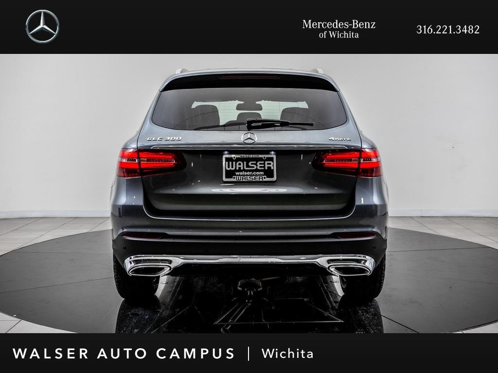 New 2019 Mercedes Benz Glc 300 Sport Utility In Wichita 2002 C240 I Connect Indicatorbraketail Lampswiring 57aa862n Walser Auto Campus