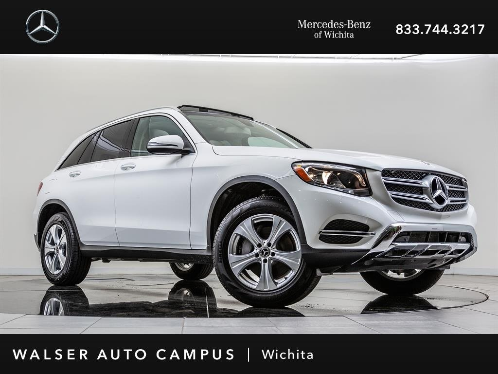 EX-CVP 2018 Mercedes-Benz GLC GLC 300 4MATIC Navigation, Panorama Roof, RV Cam AWD