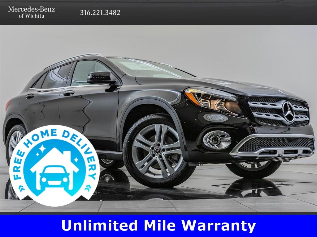 Certified Pre-Owned 2019 Mercedes-Benz GLA 4MATIC®