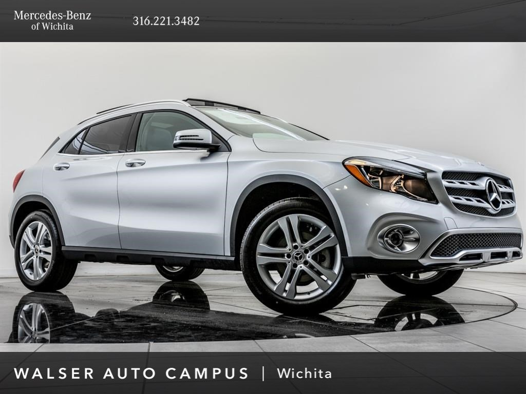 New 2019 Mercedes-Benz GLA GLA 250 AWD 4MATIC®