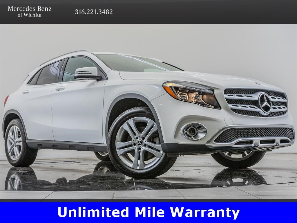 Certified Pre-Owned 2019 Mercedes-Benz GLA