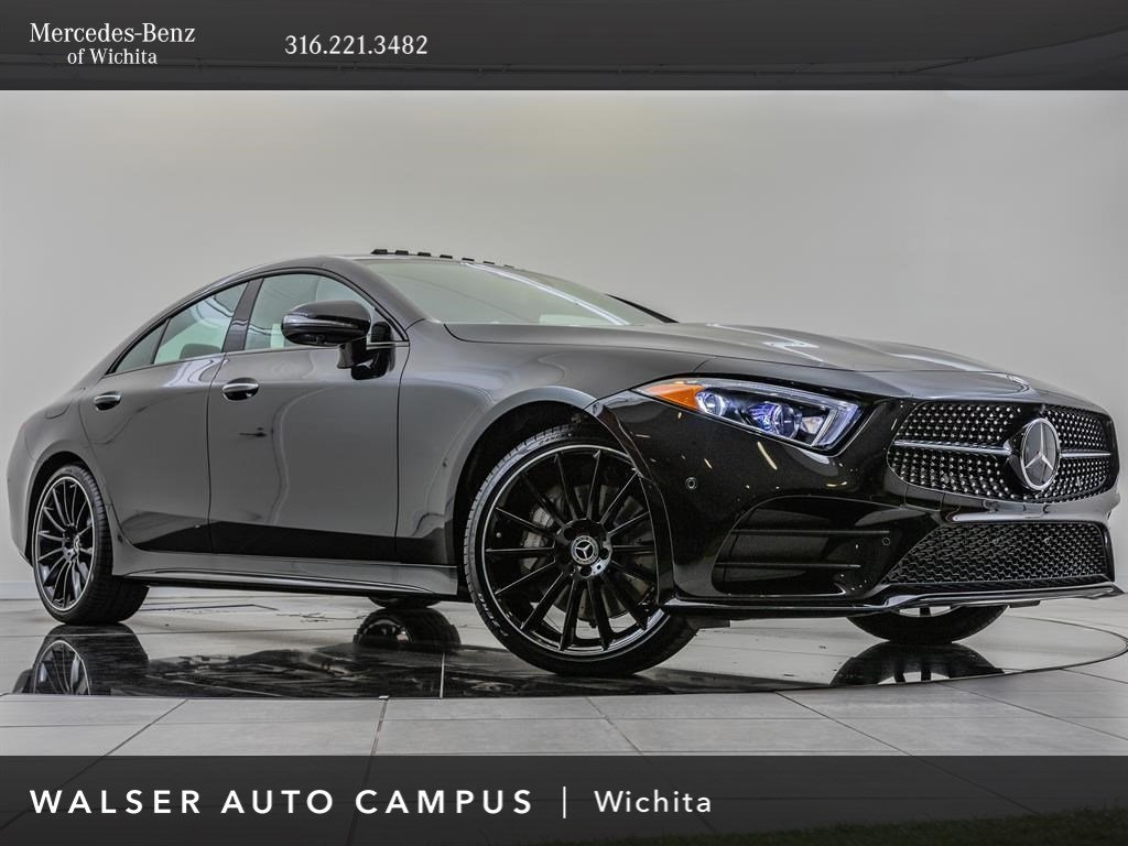New 2020 Mercedes-Benz CLS CLS 450 AWD 4MATIC®