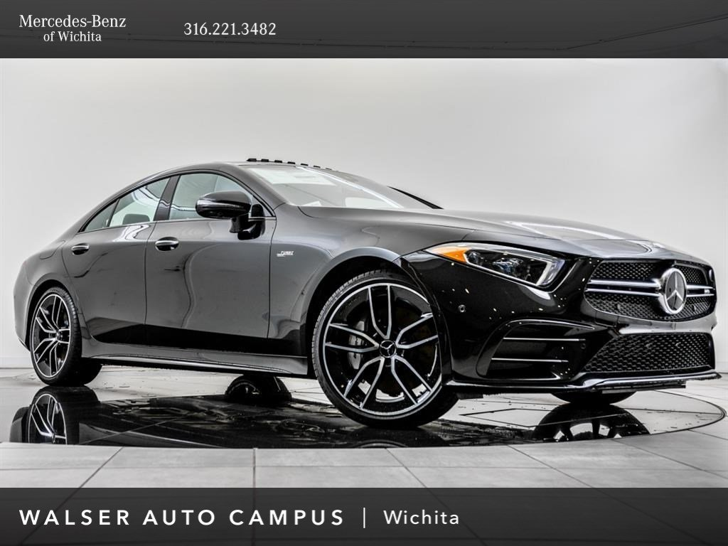 New 2019 Mercedes-Benz AMG® CLS 53 S AWD 4MATIC®