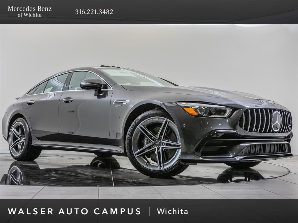 New 2019 Mercedes-Benz AMG® AMG® GT 53 AWD 4MATIC®