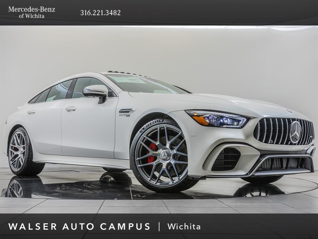 2019 Mercedes-Benz AMG® GT63 S AMG GT 63 4-Door Coupe