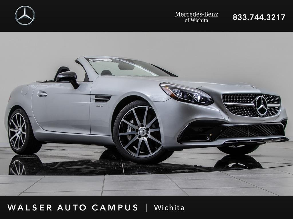 New 2018 Mercedes-Benz AMG SLC 43 RWD Convertible