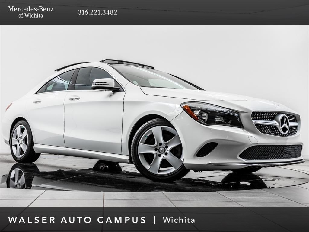 Pre Owned 2017 Mercedes Benz Cla 250 Premium Package