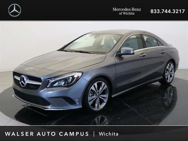New 2018 Mercedes-Benz CLA CLA 250 AWD 4MATIC®