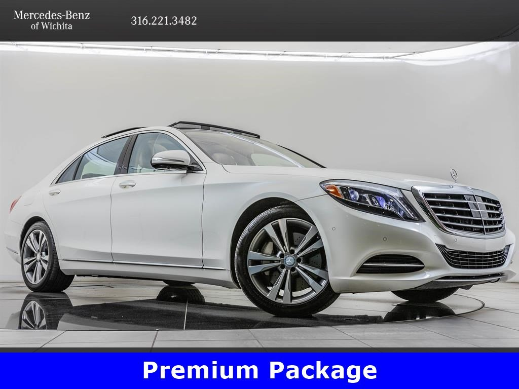 Pre-Owned 2016 Mercedes-Benz S-Class S 550 Plug-In HYBRID With Navigation
