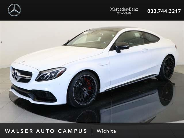 New 2018 Mercedes-Benz AMG C 63 S RWD 2dr Car