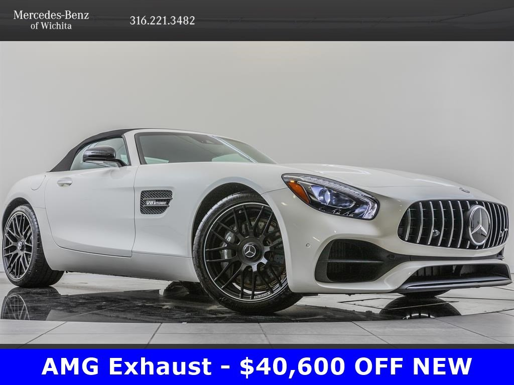 Pre-Owned 2019 Mercedes-Benz AMG® GT AMG® GT