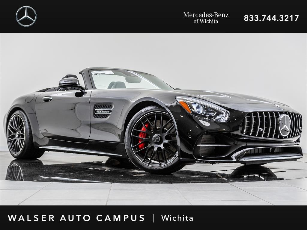 New 2018 Mercedes-Benz AMG GT C With Navigation