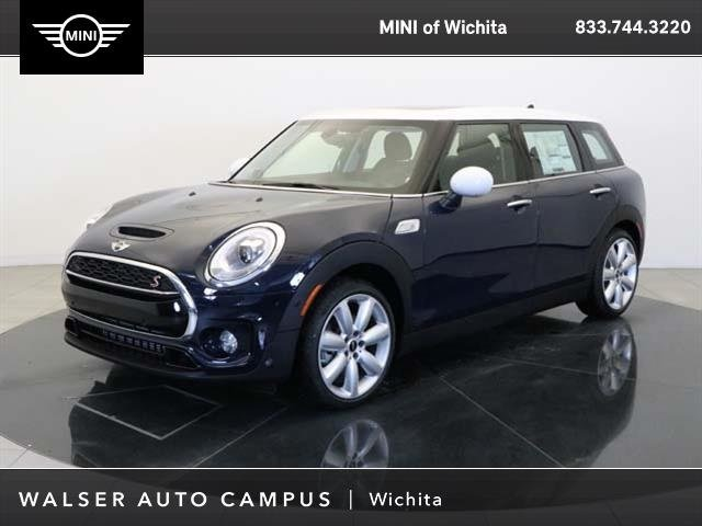 New 2018 MINI Clubman Cooper S FWD Station Wagon