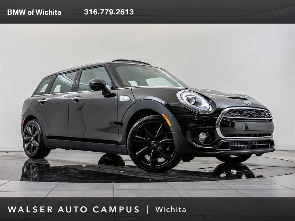 Pre Owned 2018 Mini Clubman Cooper S Harmankardon Audio Panoramic