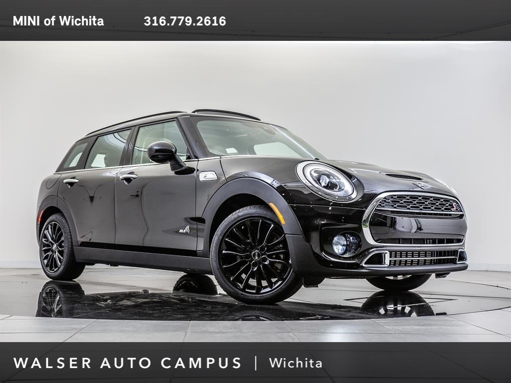 New 2019 Mini Clubman Cooper S Station Wagon In Wichita 53aa651n