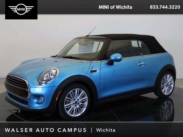 New 2018 MINI Convertible Cooper FWD Convertible
