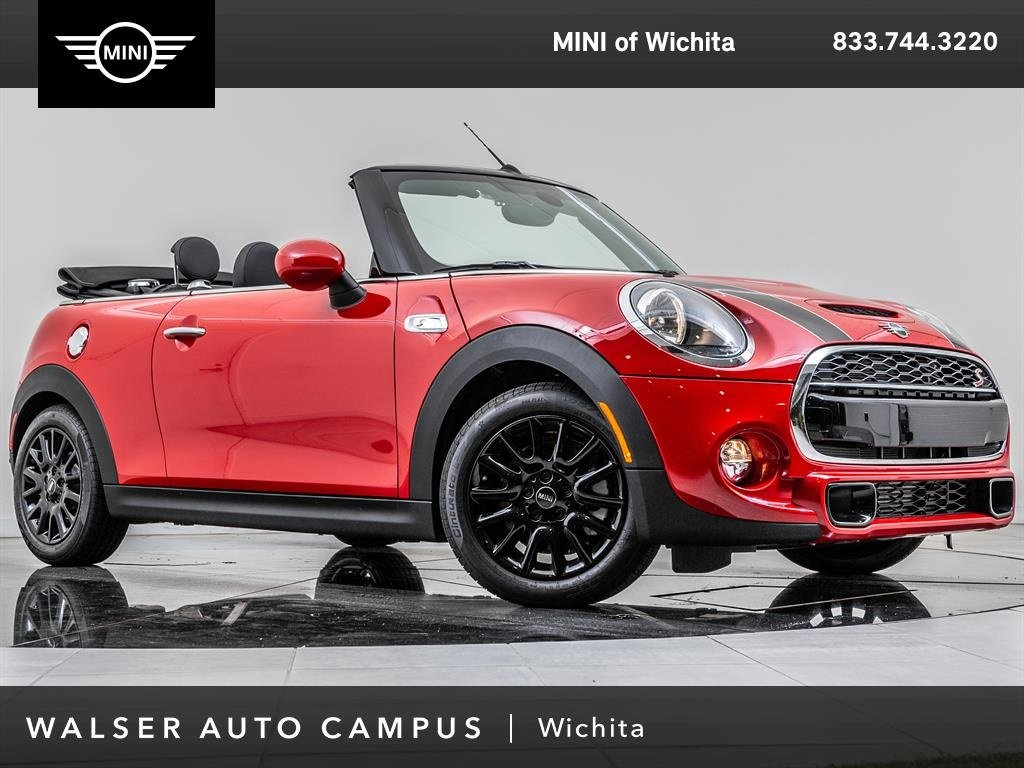 New 2019 MINI Convertible Cooper S FWD Convertible
