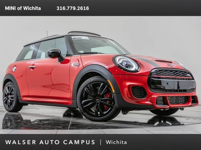 New 2019 MINI Hardtop 2 Door John Cooper Works FWD Hatchback