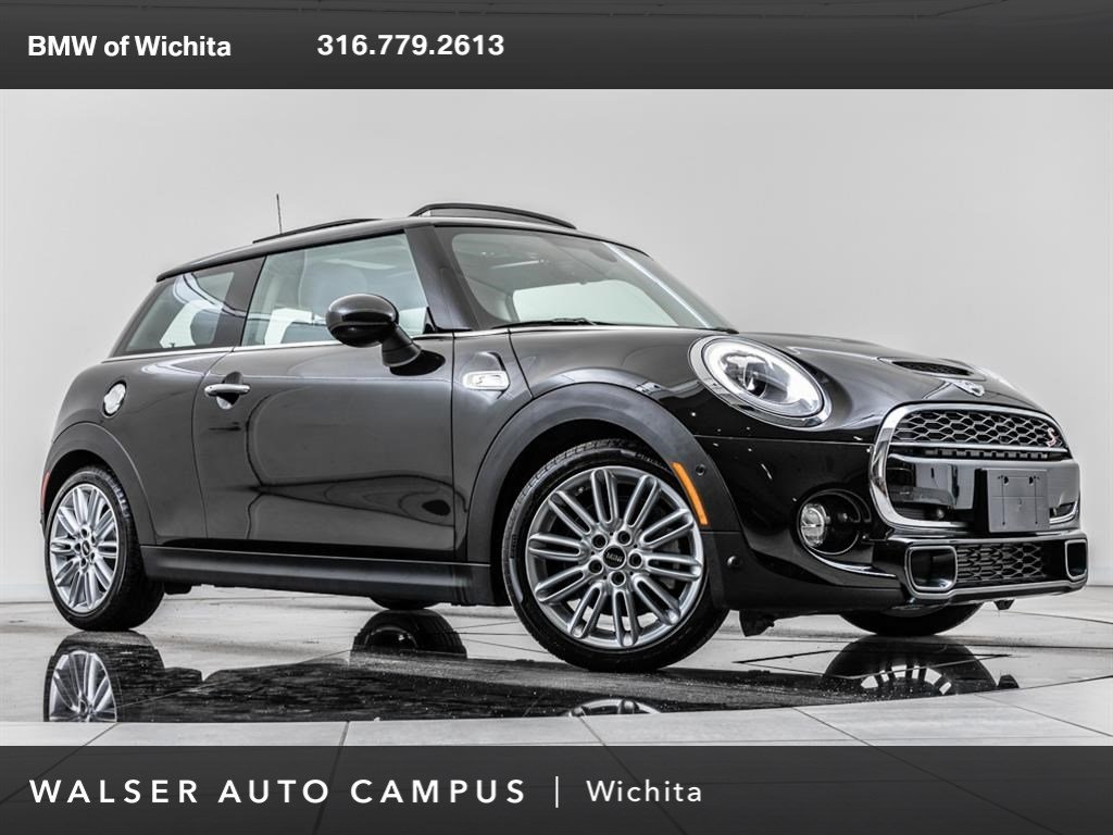 Pre Owned 2018 Mini Hardtop 2 Door Cooper S Fully Loaded Prem Pkg