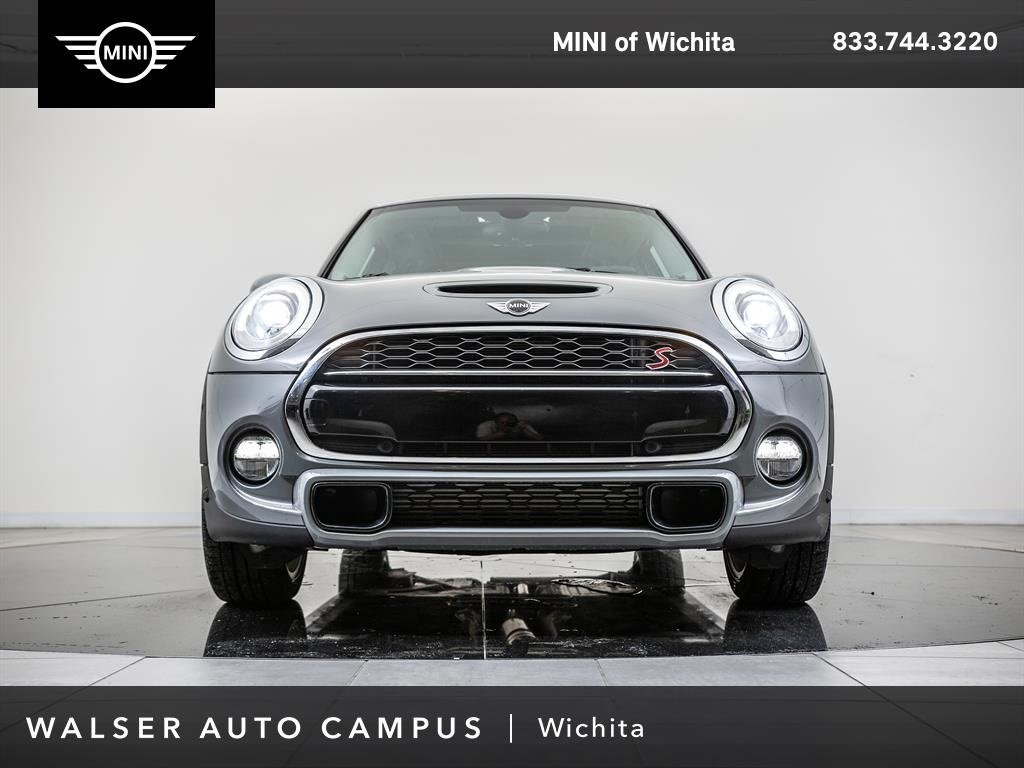 Pre-Owned 2018 MINI Hardtop 4 Door Cooper S Head-Up Disp Navigation & Pre-Owned 2018 MINI Hardtop 4 Door Cooper S Head-Up Disp Navigation ...