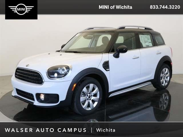 New 2018 MINI Countryman Cooper FWD Sport Utility