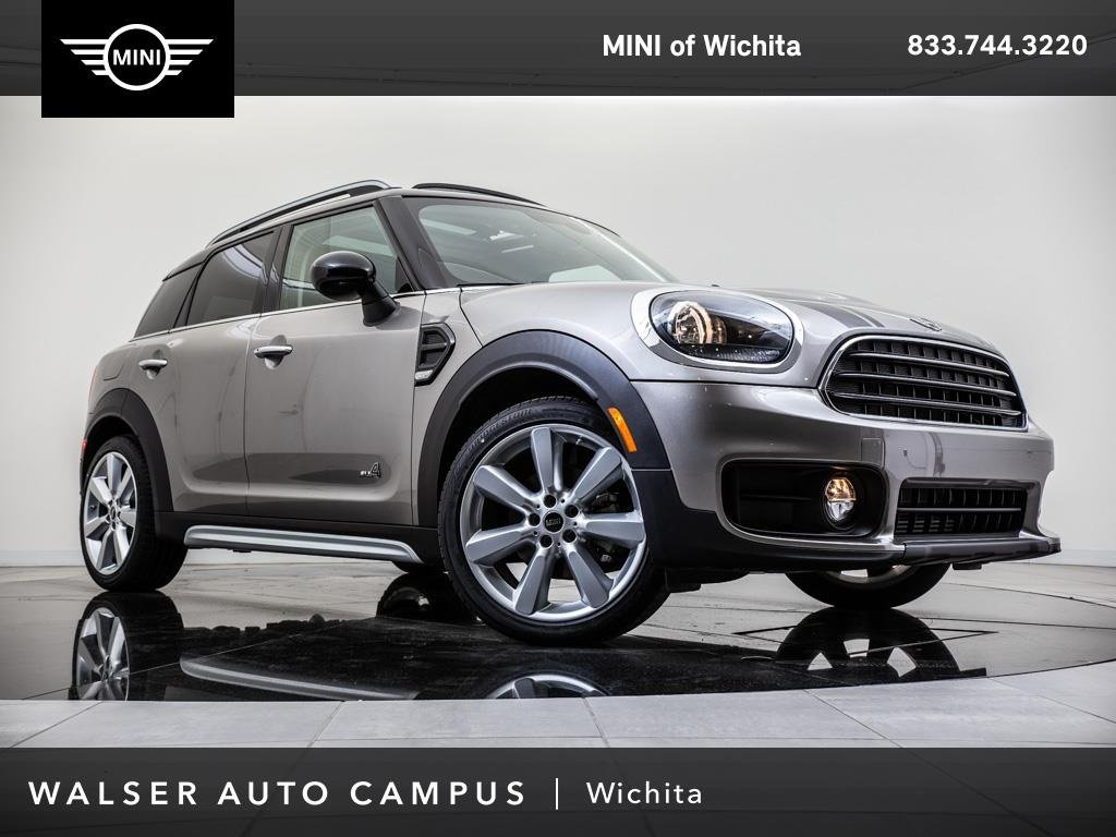 Certified Pre-Owned 2018 MINI Countryman Cooper ALL4 Rearview Camera, harman/kardon sound AWD