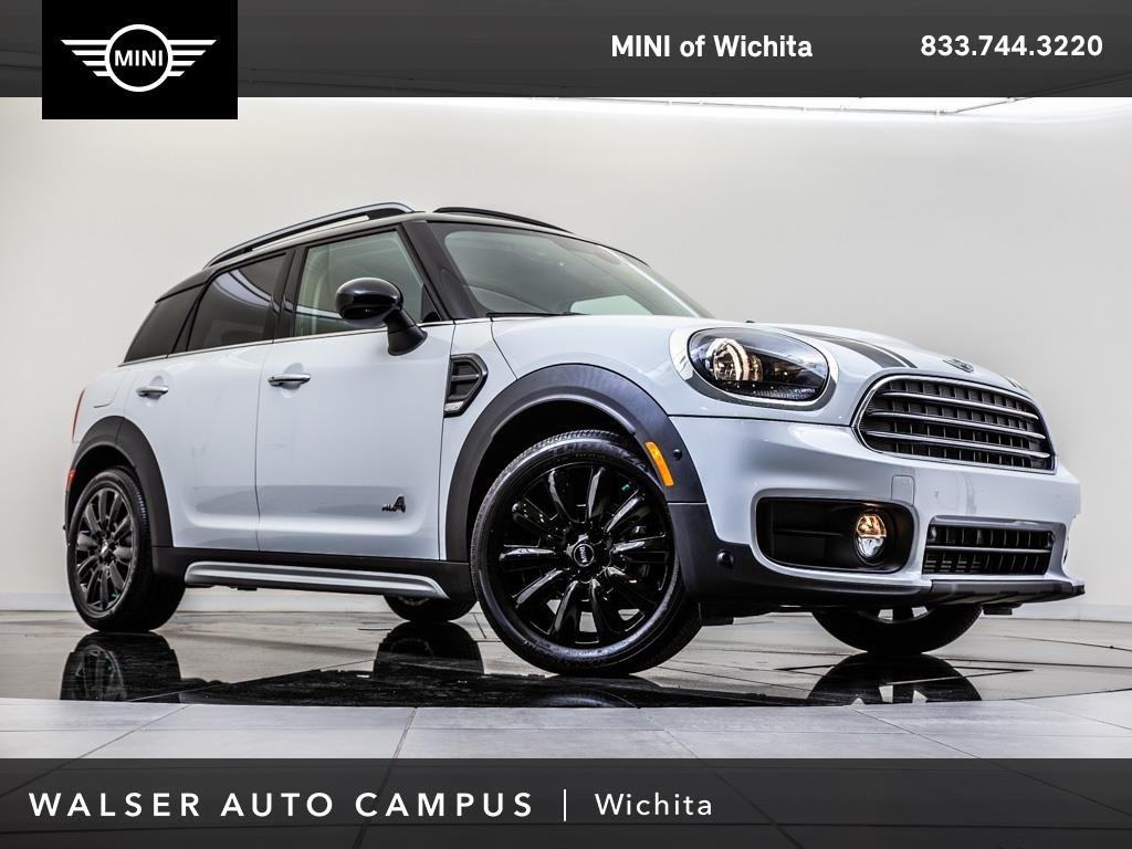 Certified Pre-Owned 2018 MINI Countryman Cooper ALL4 Navigation, WIreless Charging AWD