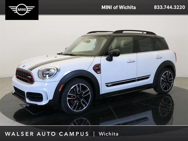 New 2018 MINI Countryman John Cooper Works AWD