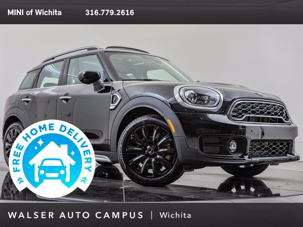 New 2020 MINI Cooper S Countryman FWD