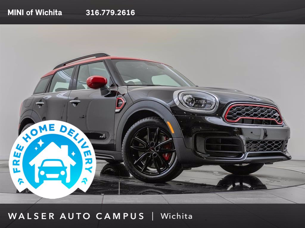 New 2020 MINI John Cooper Wrks Ctrymn ALL4 Works