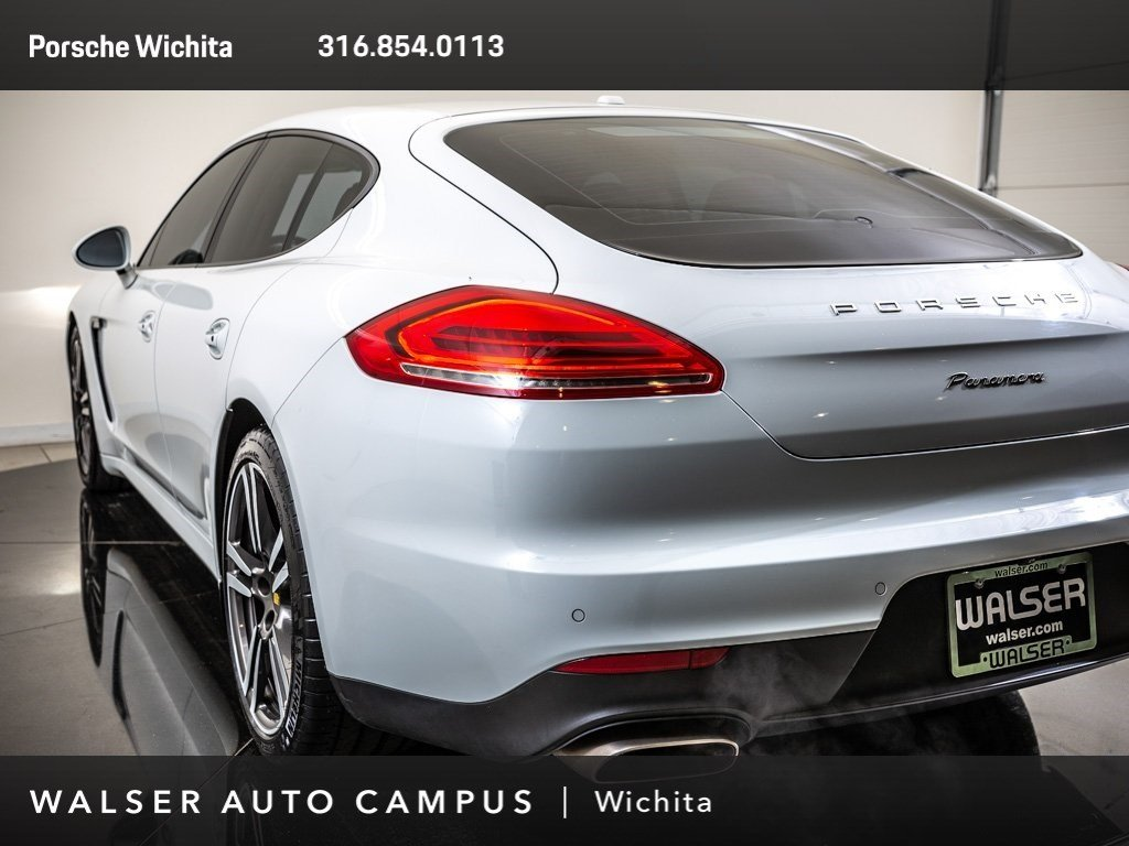 Pre Owned 2015 Porsche Panamera Premium Package Plus Bose Surround