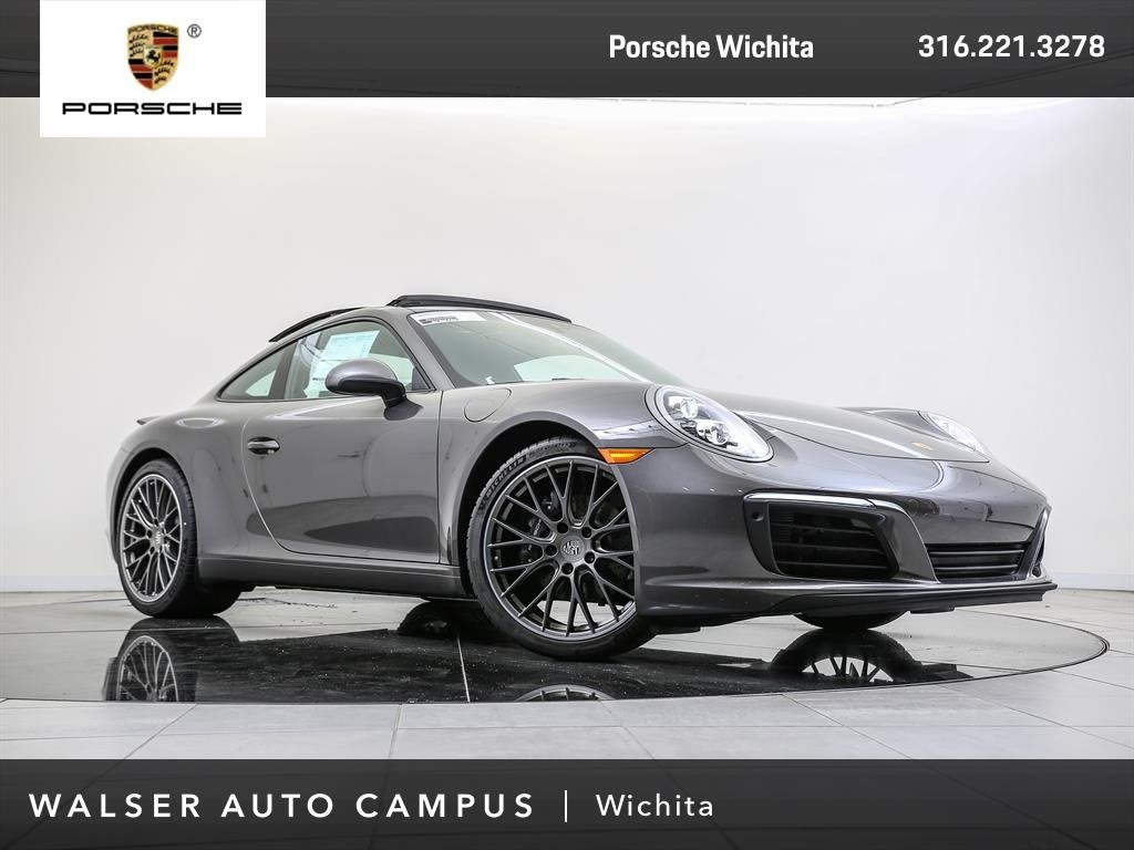 New 2018 Porsche 911 Carrera RWD 2dr Car