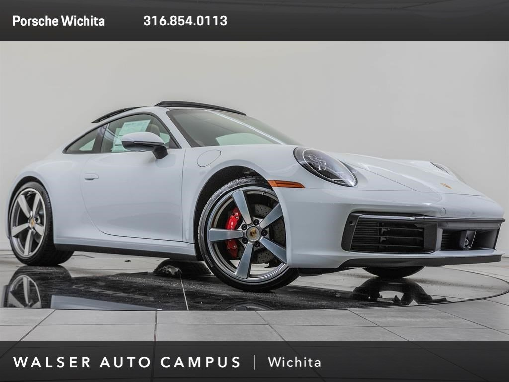 2020 Porsche 911 Carrera S Coupe