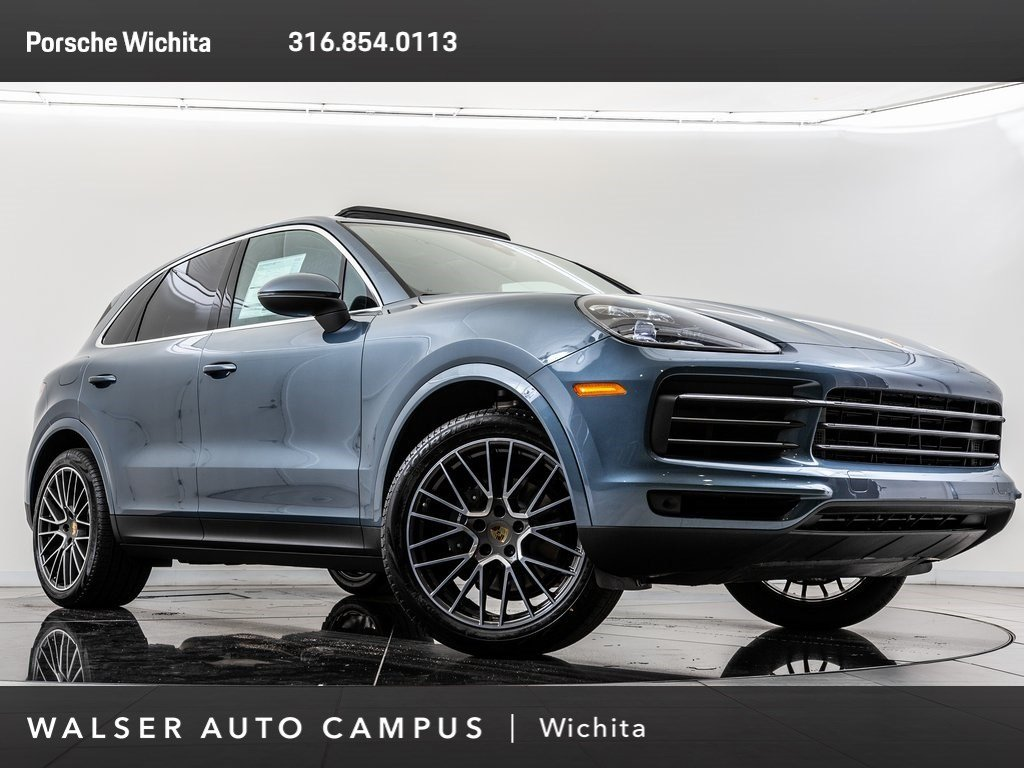 New 2019 Porsche Cayenne Sport Utility In Wichita 56aa196n Walser Cruise Control Diagram