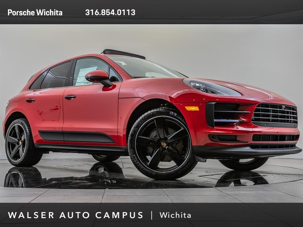 New 2020 Porsche Macan S With Navigation \u0026 AWD