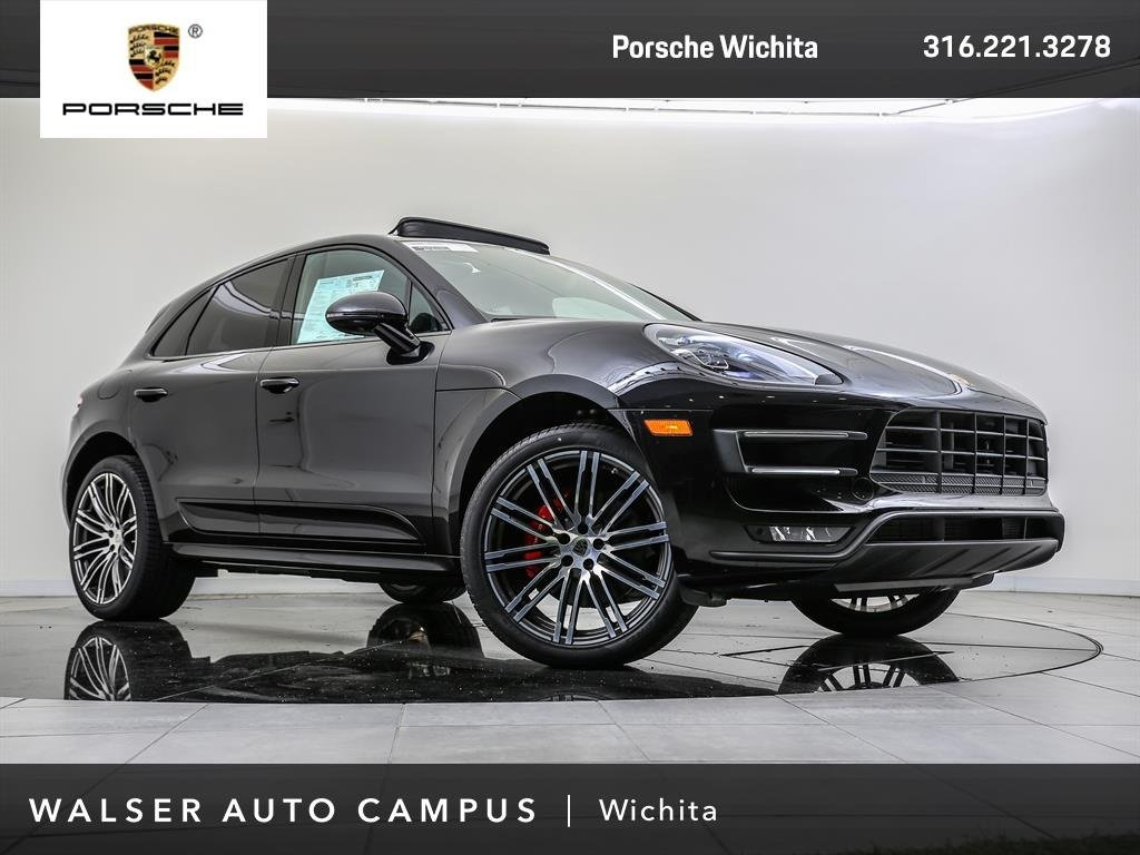 New 2018 Porsche Macan Turbo AWD