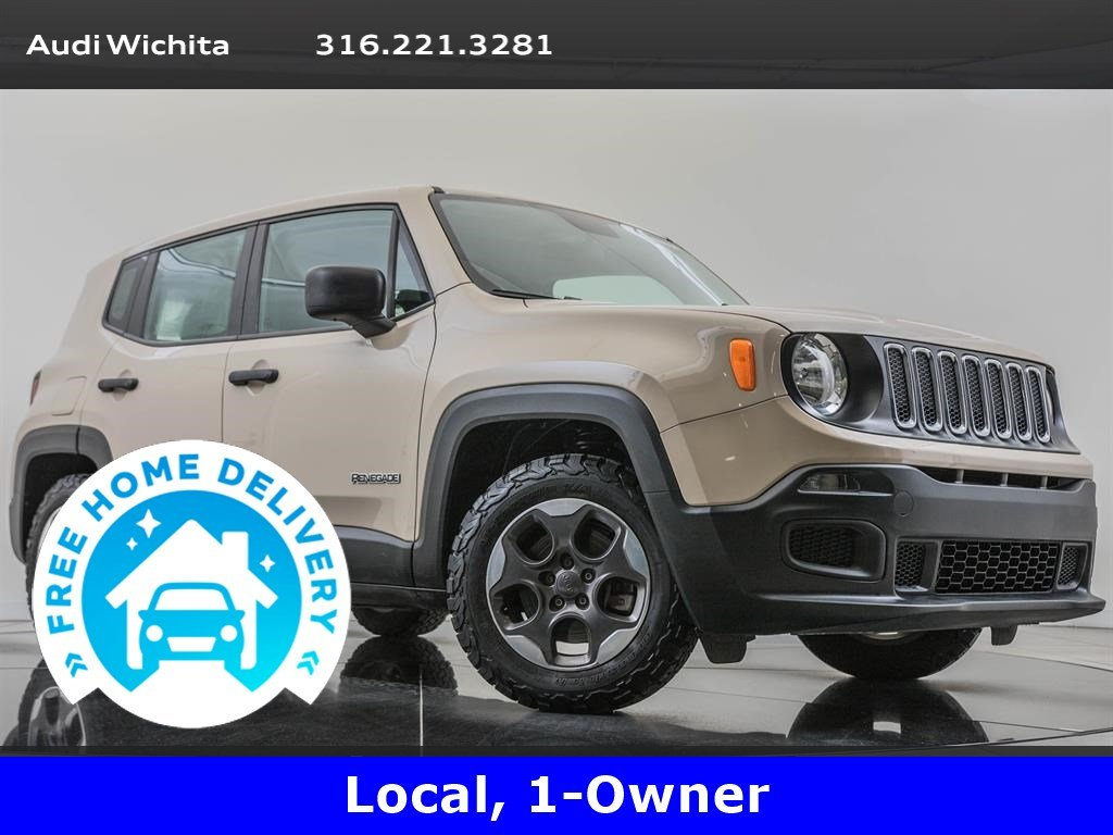 Pre-Owned 2015 Jeep Renegade Sound, Power & Air Packages
