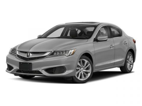 New 2018 Acura ILX ILX, BT, Sunroof, Htd Sts, RV Cam