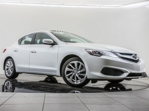 Pre-Owned 2017 Acura ILX ILX Prem, BT, Blnd Spt, Rr Crs Trf, Htd Sts, RV Ca